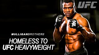 Francis Ngannou - From Homeless To UFC - Motivational Video (MOST INSPIRING!)