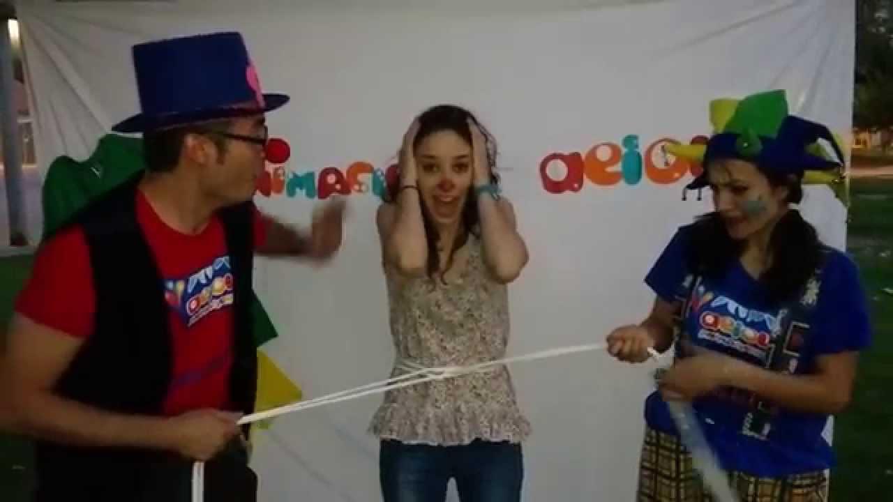 Trucos de magia con cuerdas revelado y explicado: cuerda que atraviesa