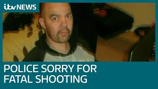 Anthony Grainger: Greater Manchester Police chief sorry for failings in fatal shooting | ITV News