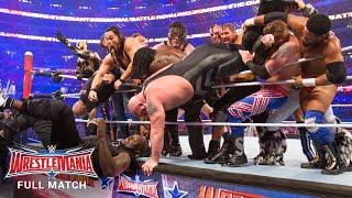 FULL MATCH - Andre the Giant Memorial Battle Royal: WrestleMania 32