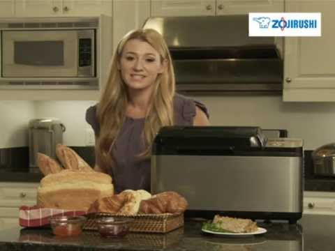 , Zojirushi BB-PAC20BA BB-PAC20 Home Bakery Virtuoso Breadmaker with Gluten Free Menu setting