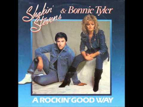 Shakin' Stevens & Bonnie Tyler - A Rockin' Good Way