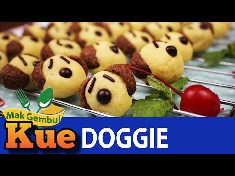 Video Resep: Kue lebaran terbaru 2017 - Kue kering doggie (milo doggie cookies)