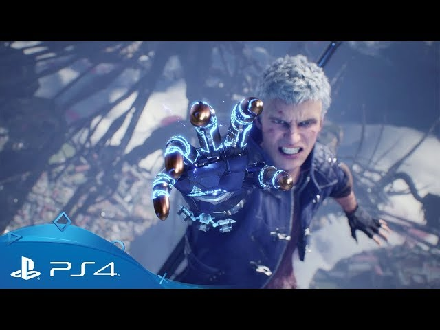 Devil May Cry 5 -PS4
