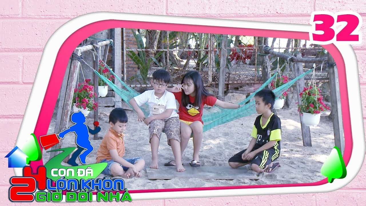 24 GIỜ ĐỔI NHÀ | 24HDN #32 FULL | 'Thánh hài nhí' An Khang tổ chức hôn lễ cho ông bà khi mới 7 tuổi