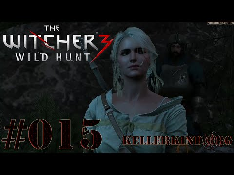 The Witcher 3 [HD|60FPS] #015 Geschwind wie der Wind ★ Let's Play The Witcher 3