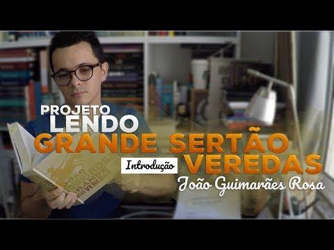 Grande Sertão: Veredas, de João Guimarães Rosa [Introdução] | Christian Assunção
