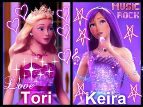 Soundtrack of Barbie Princess and Pop Star-^I Wish I Had Her Life^