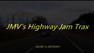 JMV's Highway Jam Trax - Johnny Marr, New Town Velocity