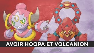 Hoopa  - (Pokémon) - HOOPA, VOLCANION & EVENTS - ASTUCE POKEMON X Y
