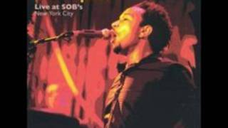 John Legend - Sun Comes Up Live at SOB