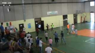 preview picture of video 'Futsal Pomigliano vs Real Caivanese'
