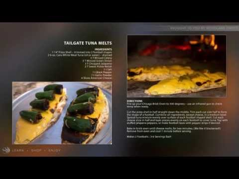 Tailgate Tuna Melts by CBO
