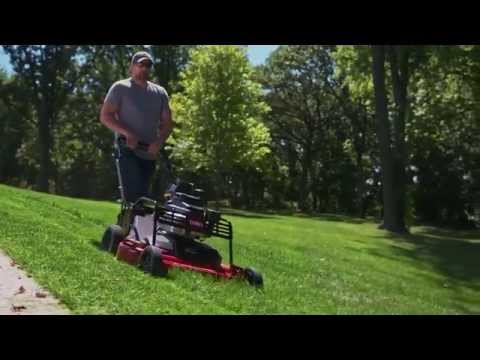 2019 Toro Turfmaster 30 in. Kawasaki FJ180V Push in Dearborn Heights, Michigan - Video 1