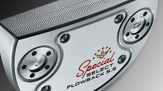 Scotty Cameron Special Select Flowback 5.5 Putter-video