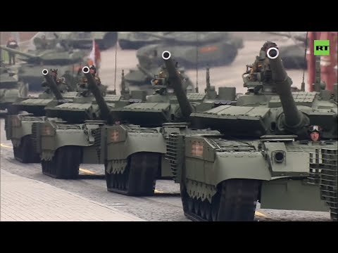 Grand military parade in Moscow's Red Square marks 76th anniversary of WWII Victory Day