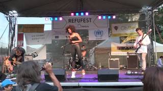 Video REFUFEST 2014 Praha Kampa