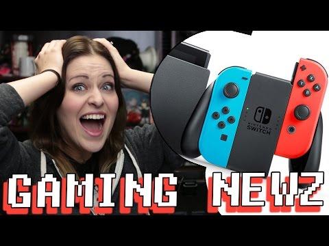 Nintendo Is Switchin It Up!  | GAMING NEWZ