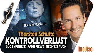 Kontrollverlust! – Thorsten Schulte bei SteinZeit