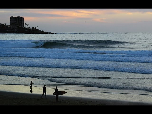 Early March Surfing in Southern California