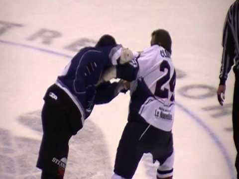 Chris Cloutier vs Vincent Grondin