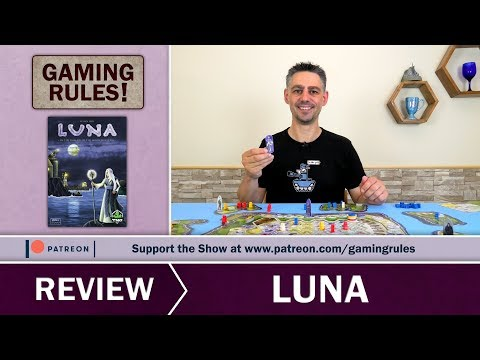 Luna - Gaming Rules! Review