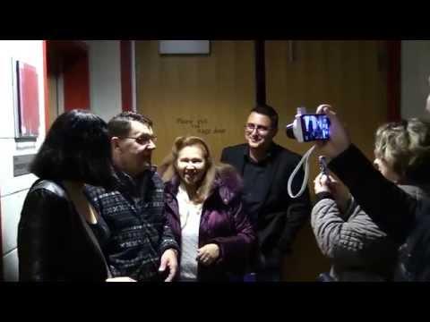 Сергей Маковецкий в моноспектакле «Неслучайная встреча»