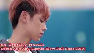 DJ Salah Apa Aku (Remix Slow 2019)