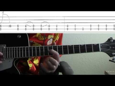 guitar lessons online Smashing pumpkins 1979 tab