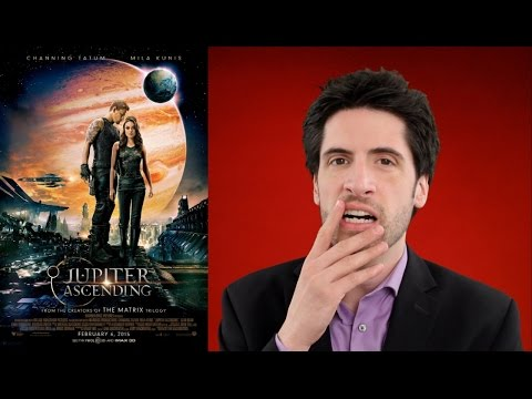 Jupiter Ascending movie review