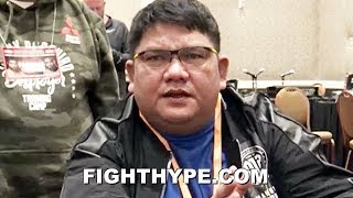 PACQUIAO TRAINER BUBOY UNCUT ON ADRIEN BRONER, KNOCKOUT PREPARATIONS, AND CORNER STRATEGY