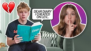 Leaving Out My SECRET DIARY For My BOYFRIEND To Find **I CHEATED**💔📓| Piper Rockelle