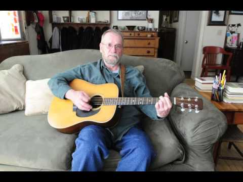 Stan Keach sings his North Pond Hermit song.