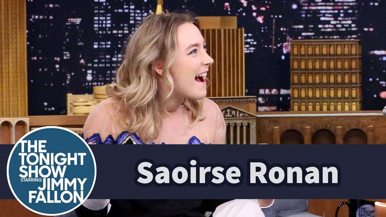 Saoirse Ronan Is from the Block Like J.Lo thumbnail