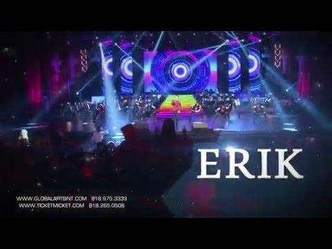 ERIK - Live in Concert // Los Angeles // MARCH 4