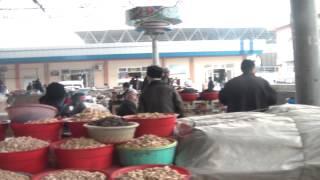 preview picture of video '[Uzbek] Kokand Dekhon Bazzar 코칸드 바자'
