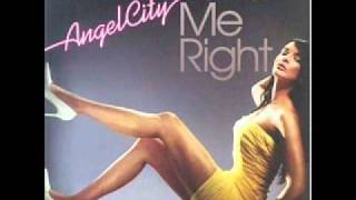 ANGEL CITY FEAT. LARA McALLEN LOVE ME RIGHT REMIX