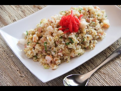 Yakimeshi Recipe – Japanese Cooking 101