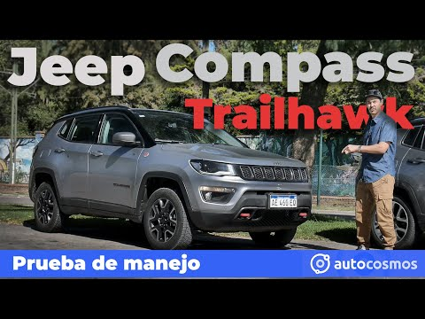 Test Jeep Compass Trailhawk