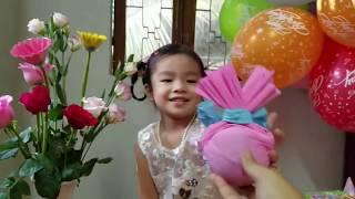 Happy birthday - Sinh nhật bé Muội 4 tuổi 💖 Xí Mụi Food