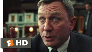 Knives Out (2019) - A Doughnut Within a Doughnut Scene (7/10) | Movieclips