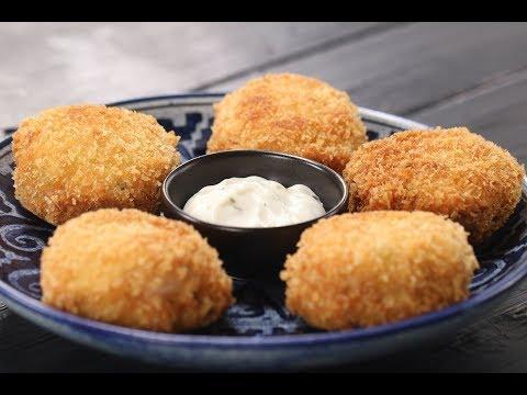 Keema Stuffed Onion Rings | Sanjeev Kapoor Khazana