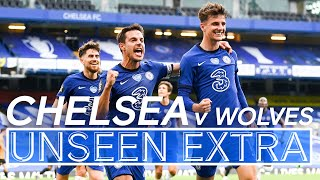 Mason Mount's Perfect Free-Kick ???? + Giroud Scores Again to Secure Top Four Finish! ???? | Unseen Extra