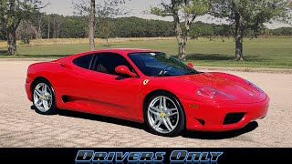 Ferrari 360 Modena - Supercar That Never Gets Old