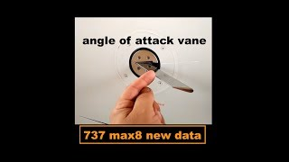 Boeing 737 max 8 Angle of Attack problem - Prof Simon