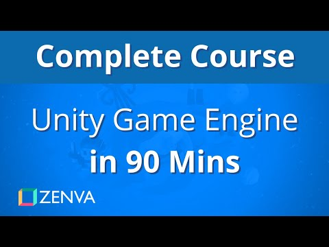 COMPLETE COURSE - Learn the Unity Game Engine in 90 ...