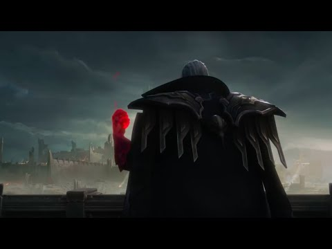 League of Legends Official Swain Champion Teaser Trailer