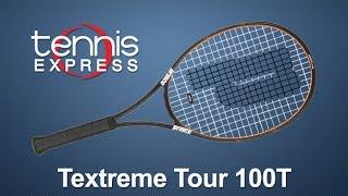 Ρακέτα τέννις Prince TeXtreme Tour 100T video