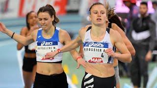 Liévin 2020 : Finale 400 m F (Amandine Brossier en 53''83)