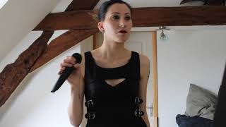 Sweet Dreams - Eurythmics - Cover by Gladys CRAND